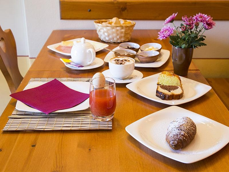 Colazione Bed And Breakfast Gignese